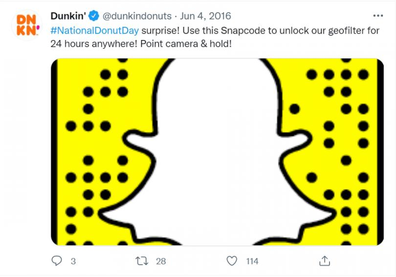 Snap to Unlock
