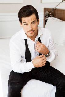 Giacomo Giagnotti star of Grey Anatomy