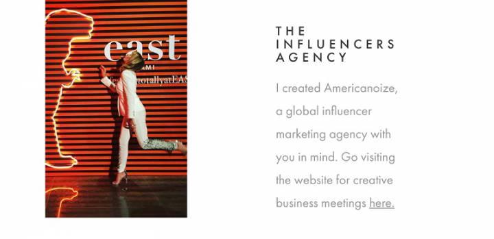 Alessia Moccia - Americanoize - Influencer Marketing Agency