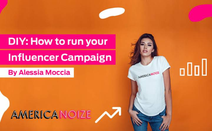 How to create an Influencer Campaign Online Course - Influencer marketing agency - Americanoize